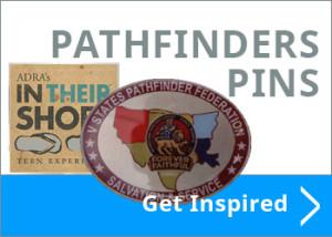 Pathfinders Pins