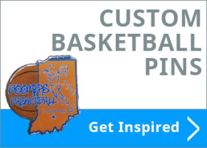 Custom Basketball Pins