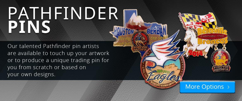 Pathfinder Pins