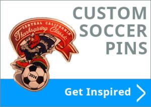 Custom Soccer Pins