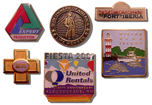 Custom Lapel Pins | Wildpins com