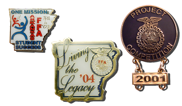 Cheap custom trading pins