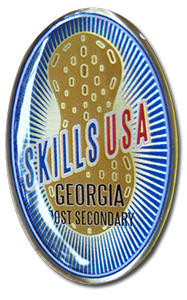 SkillsUSA custom trading pins and medals