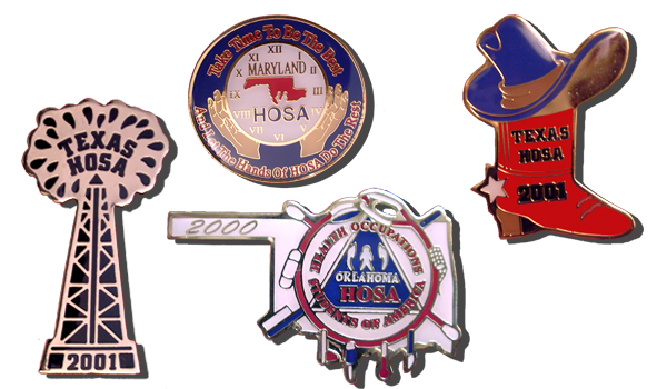 Cheap custom lapel trading pins