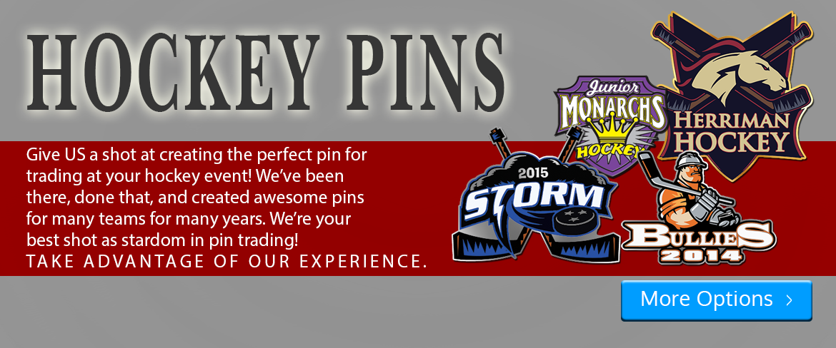 Hockey Pins