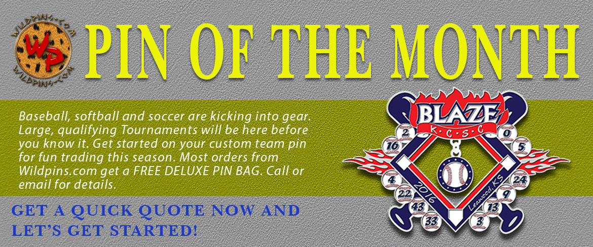 Pin of the Month